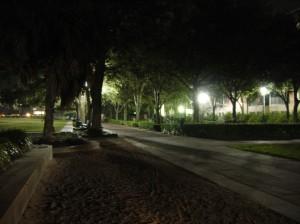 Tourists sacking Charleston