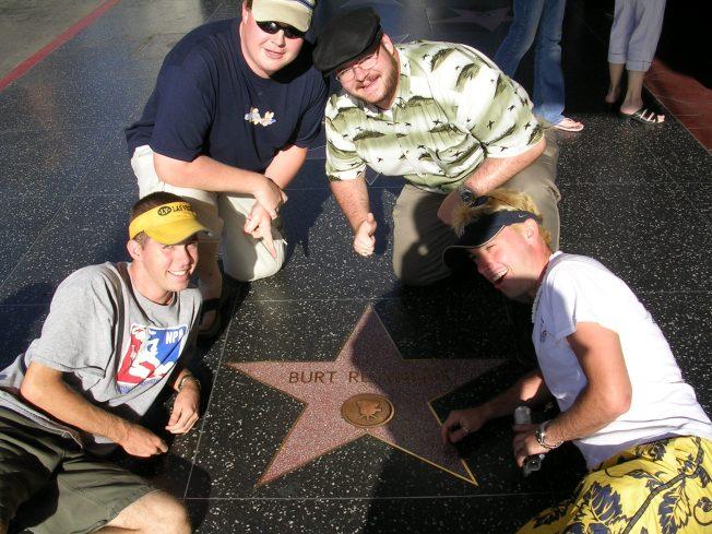 Burt's star