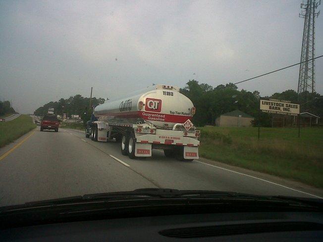QuikTrip Truck
