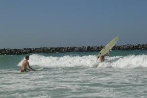 Panama City Beach surfing